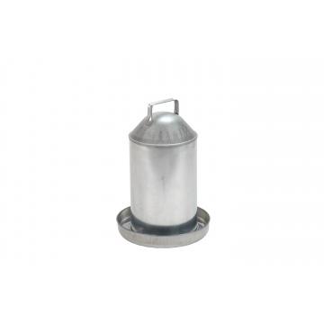 Galvanised Drinker 3 Gallon