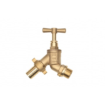 Brass Hose Union Bib Tap 1/2