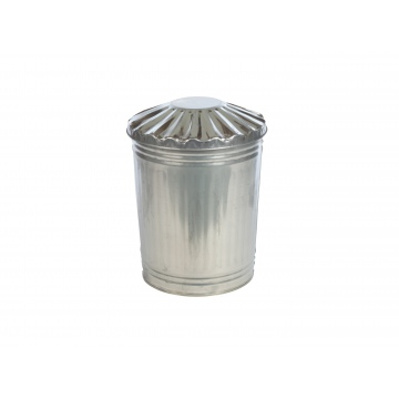 Galvanised Feeder Drum