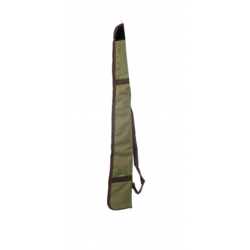 Rifle Cover Green Canvas