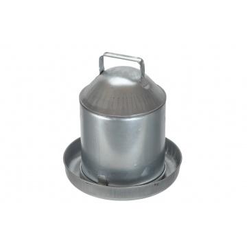 Galvanised Drinker 2 Gallon